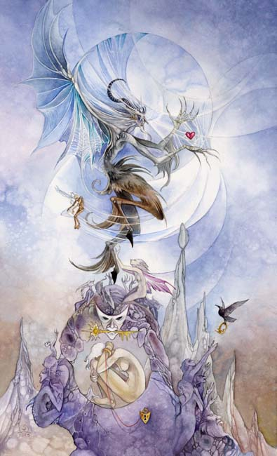 the devil shadowscapes