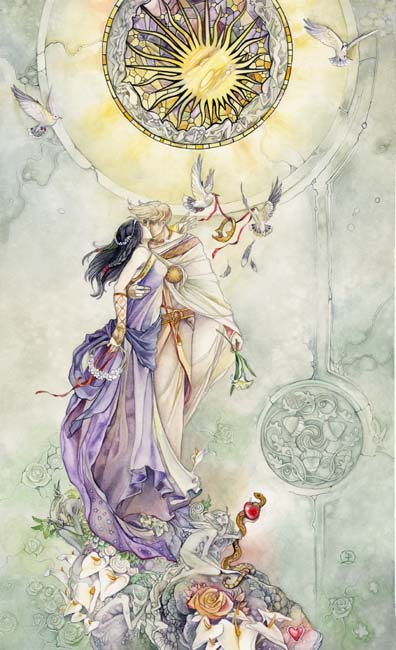 the lovers shadowscapes